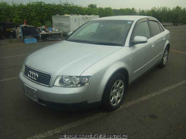 Used 2003 AUDI A4 BF67062 for Sale