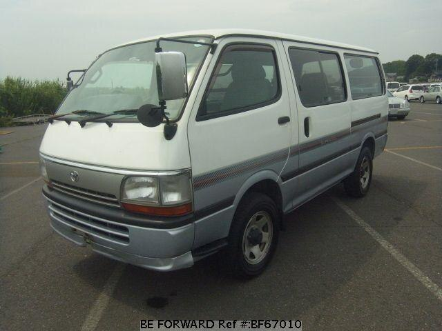 Used 1997 TOYOTA HIACE VAN BF67010 for Sale