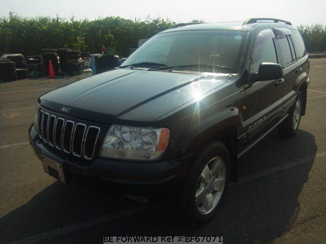 Used 2001 JEEP GRAND CHEROKEE BF67071 for Sale