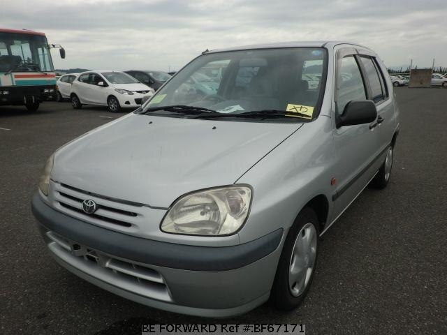 Used 1997 TOYOTA RAUM BF67171 for Sale