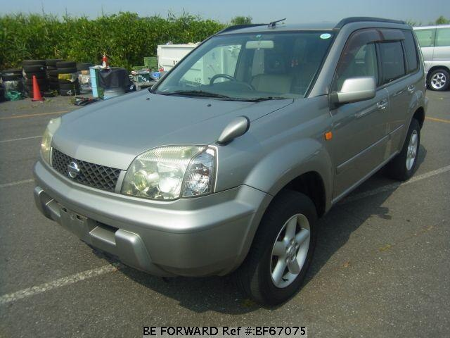Used 2001 NISSAN X-TRAIL BF67075 for Sale