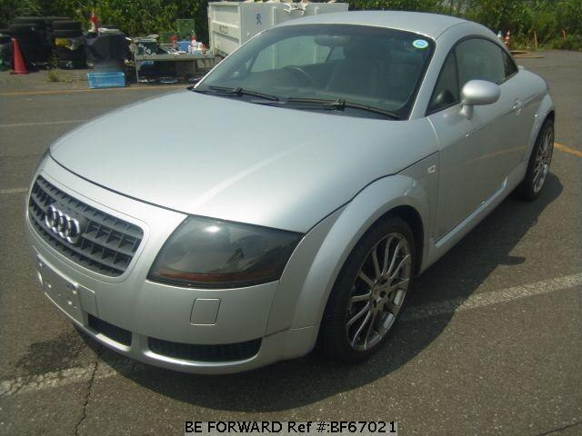 Used 2004 AUDI TT BF67021 for Sale