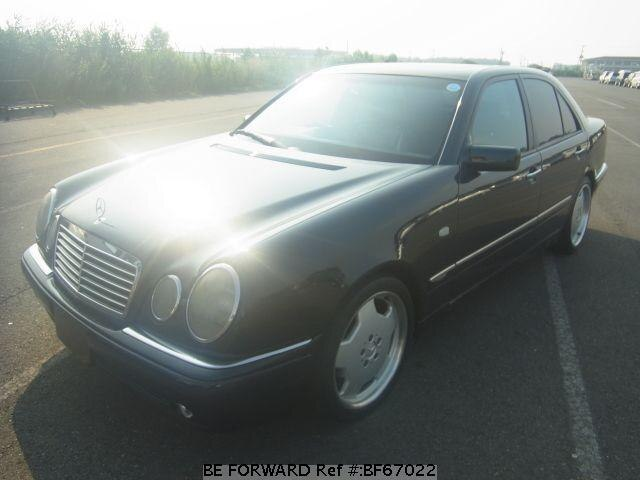 Used 1996 MERCEDES-BENZ E-CLASS BF67022 for Sale
