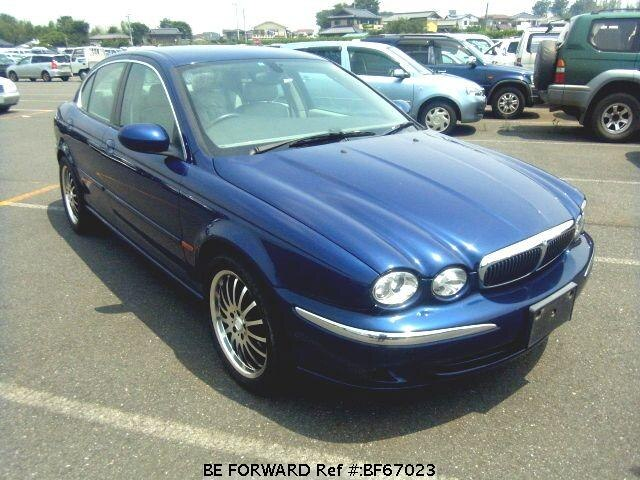 Used 2002 JAGUAR X-TYPE BF67023 for Sale
