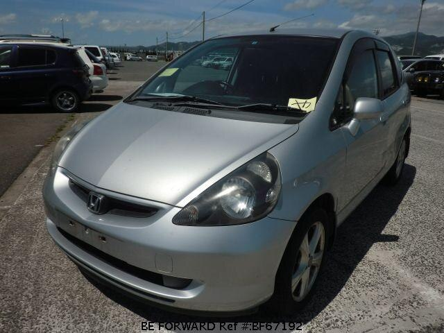 Used 2003 HONDA FIT BF67192 for Sale