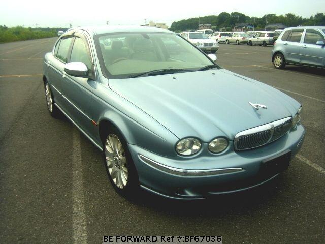 Used 2003 JAGUAR X-TYPE BF67036 for Sale
