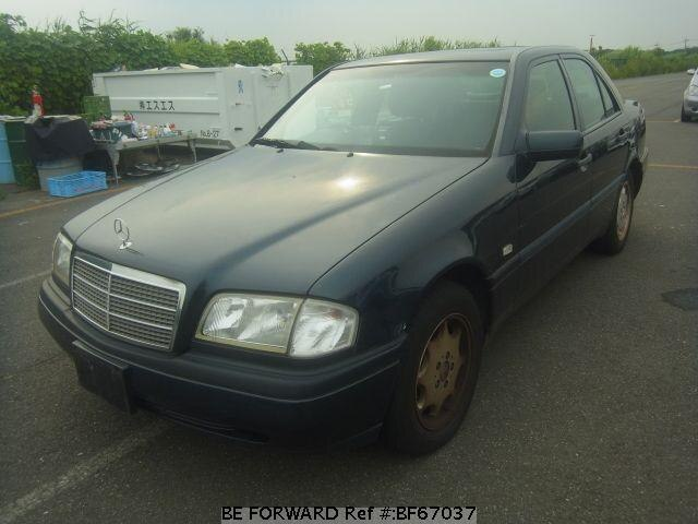 Used 1997 MERCEDES-BENZ C-CLASS BF67037 for Sale