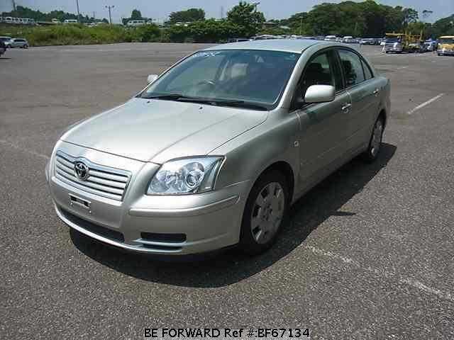 Used 2003 TOYOTA AVENSIS BF67134 for Sale