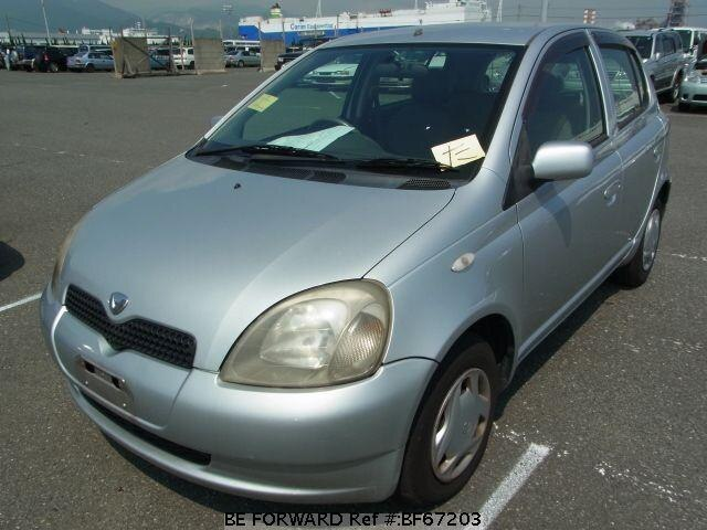 Used 1999 TOYOTA VITZ BF67203 for Sale