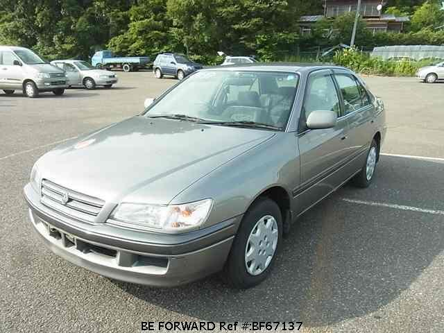 Used 1997 TOYOTA CORONA PREMIO BF67137 for Sale