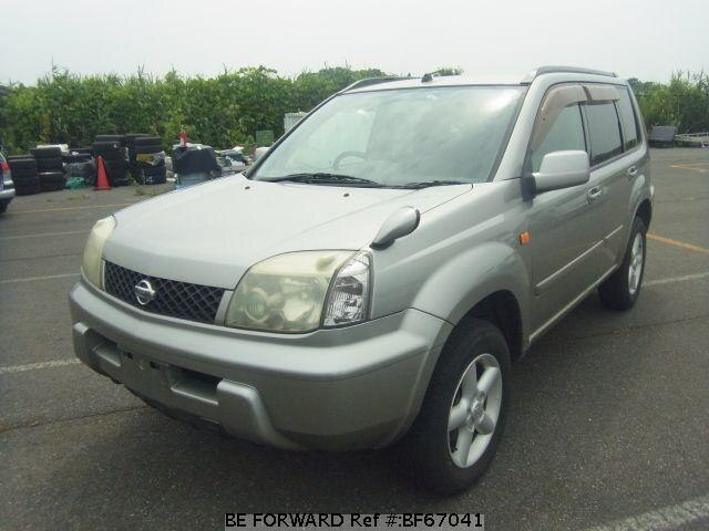 Used 2000 NISSAN X-TRAIL BF67041 for Sale
