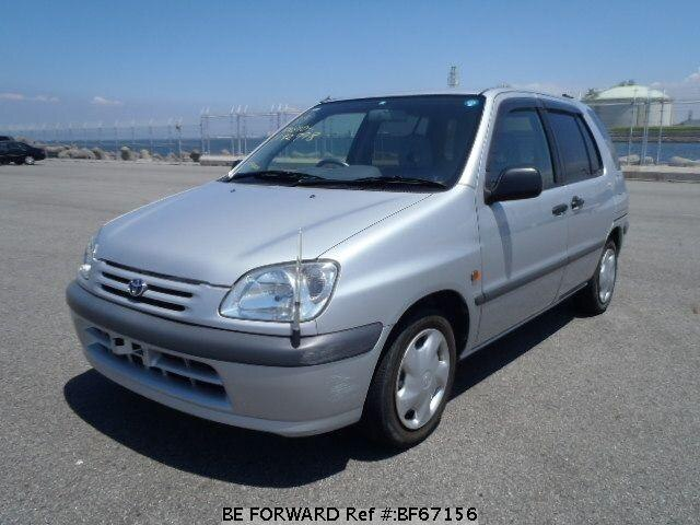Used 1999 TOYOTA RAUM BF67156 for Sale