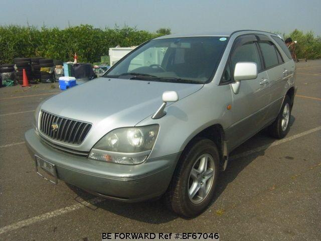 Used 1998 TOYOTA HARRIER BF67046 for Sale