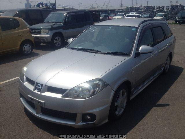 Used 2003 NISSAN WINGROAD BF67145 for Sale