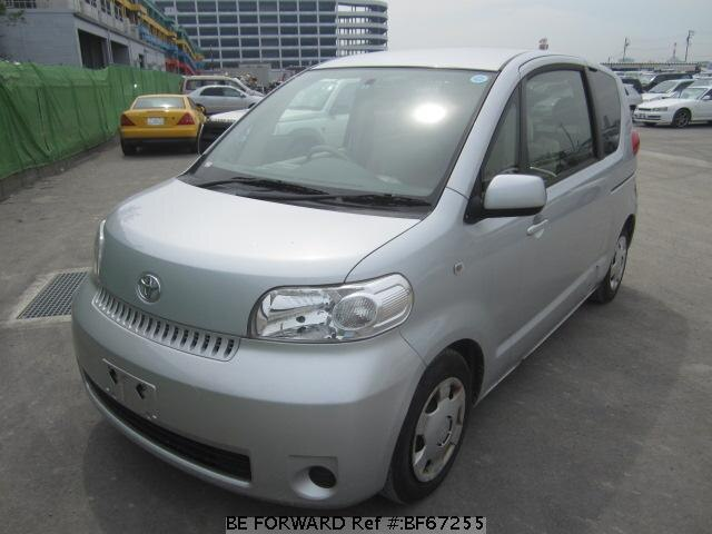Used 2005 TOYOTA PORTE BF67255 for Sale
