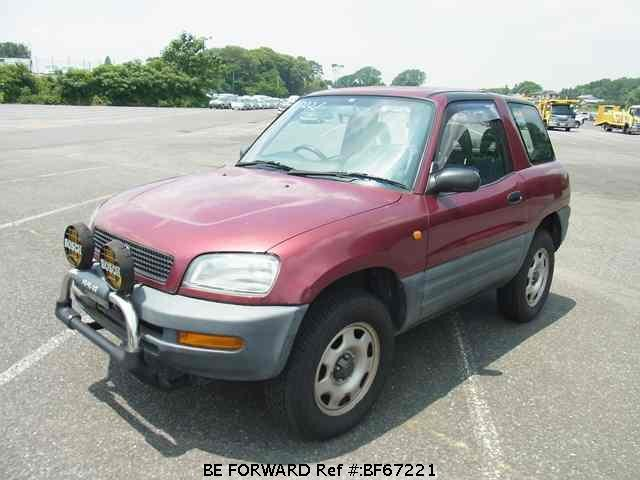 Used 1994 TOYOTA RAV4 BF67221 for Sale
