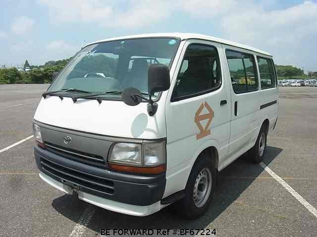 Used 1997 TOYOTA HIACE VAN BF67224 for Sale