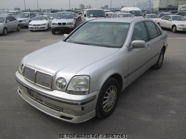 Used 1999 TOYOTA PROGRES BF67261 for Sale