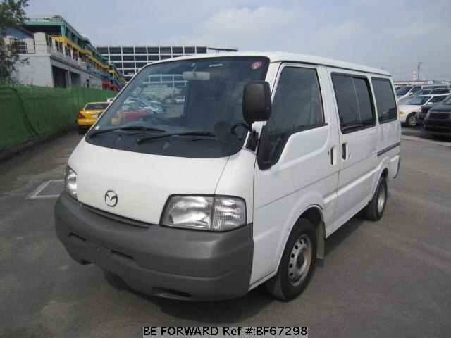 Used 2004 MAZDA BONGO VAN BF67298 for Sale