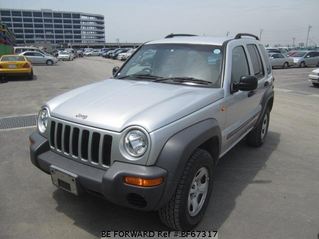 Used 2002 JEEP CHEROKEE BF67317 for Sale