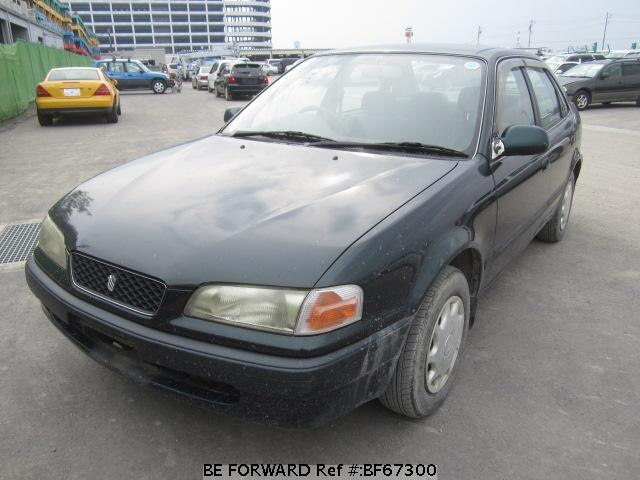 Used 1995 TOYOTA SPRINTER SEDAN BF67300 for Sale