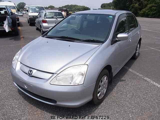 Used 2001 HONDA CIVIC BF67229 for Sale