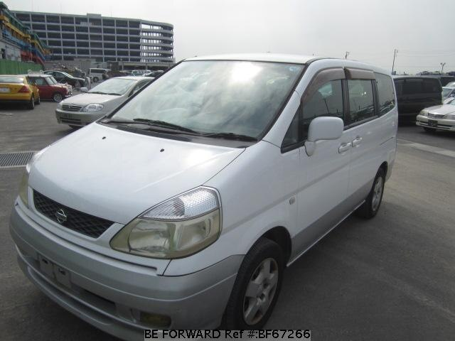 Used 1999 NISSAN SERENA BF67266 for Sale