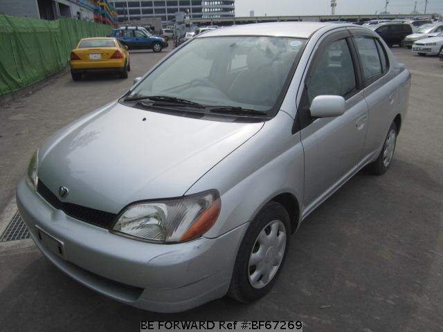 Used 2001 TOYOTA PLATZ BF67269 for Sale
