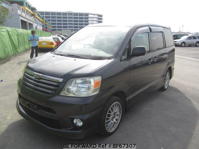Used 2003 TOYOTA NOAH BF67307 for Sale