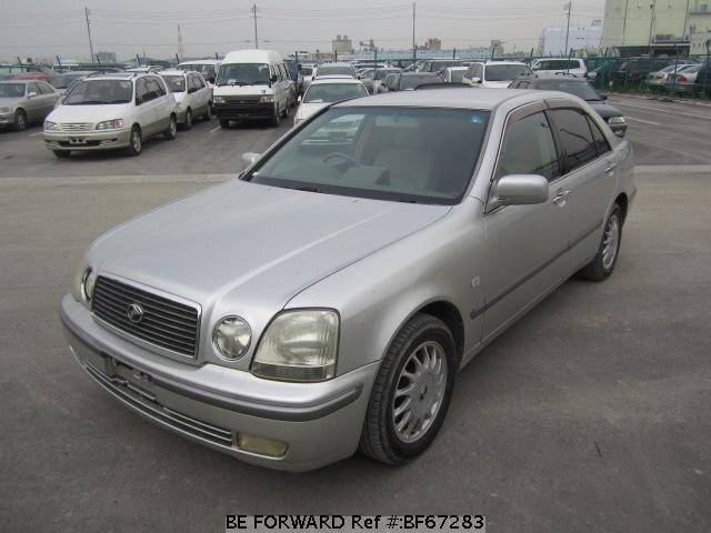 Used 1998 TOYOTA PROGRES BF67283 for Sale