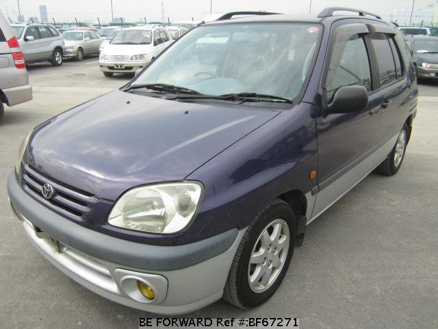 Used 1998 TOYOTA RAUM BF67271 for Sale