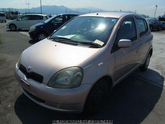 Used 1999 TOYOTA VITZ BF67448 for Sale