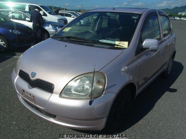 Used 1999 TOYOTA VITZ BF67464 for Sale