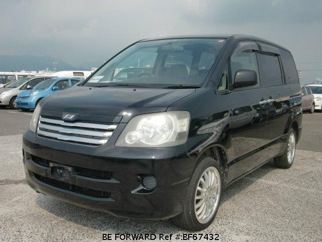 Used 2002 TOYOTA NOAH BF67432 for Sale