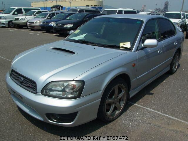 Used 2001 SUBARU LEGACY B4 BF67472 for Sale
