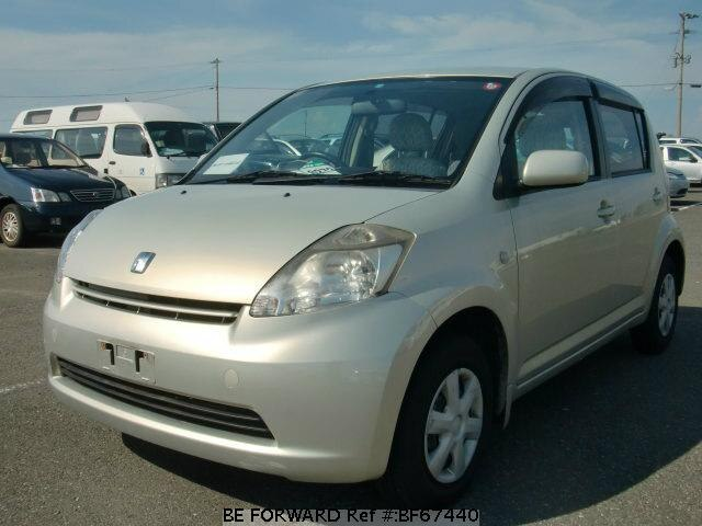 Used 2005 TOYOTA PASSO BF67440 for Sale