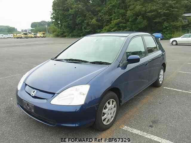 Used 2000 HONDA CIVIC BF67329 for Sale