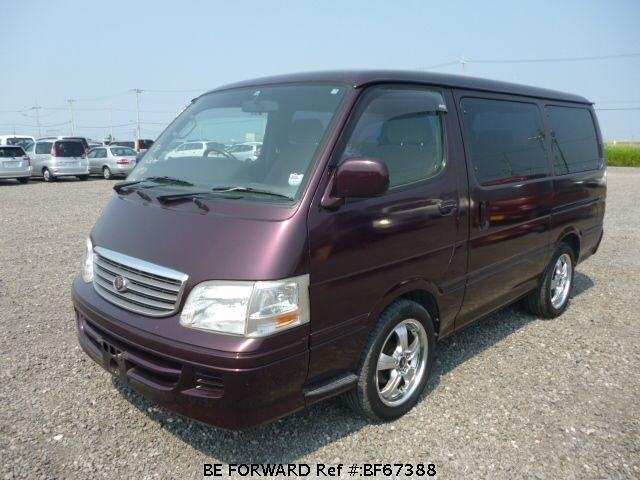 Used 1996 TOYOTA HIACE WAGON BF67388 for Sale