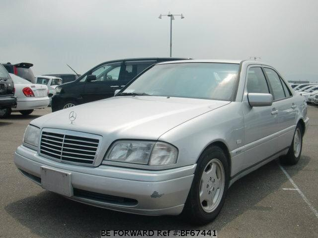 Used 1997 MERCEDES-BENZ C-CLASS BF67441 for Sale