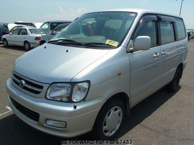 Used 2001 TOYOTA TOWNACE NOAH BF67483 for Sale