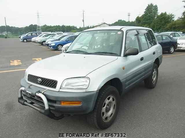 Used 1996 TOYOTA RAV4 BF67332 for Sale