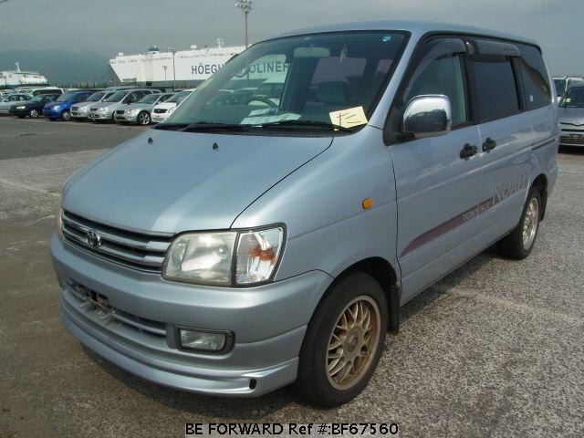 Used 1997 TOYOTA TOWNACE NOAH BF67560 for Sale