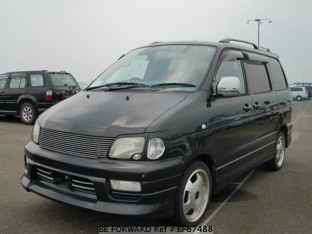 Used 2000 TOYOTA LITEACE NOAH BF67488 for Sale