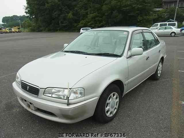 Used 1999 TOYOTA SPRINTER SEDAN BF67336 for Sale