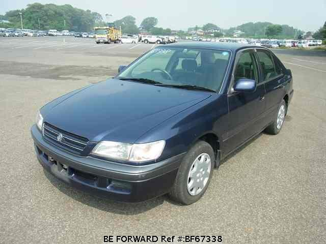 Used 1997 TOYOTA CORONA PREMIO BF67338 for Sale
