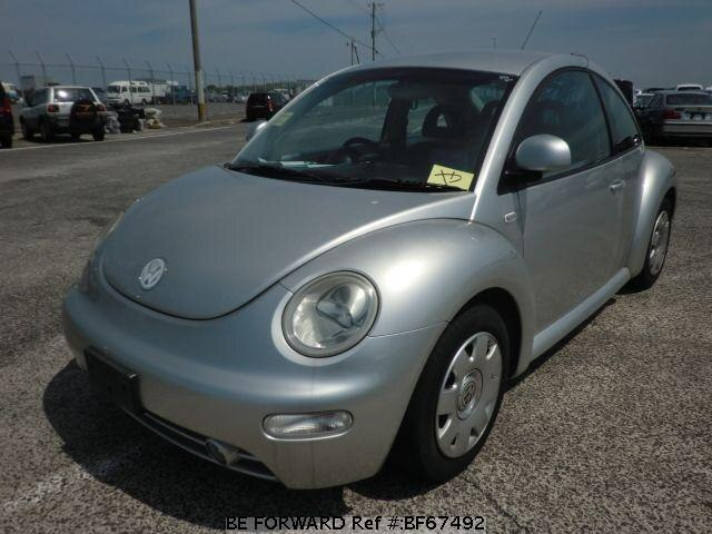 Used 2001 VOLKSWAGEN NEW BEETLE BF67492 for Sale