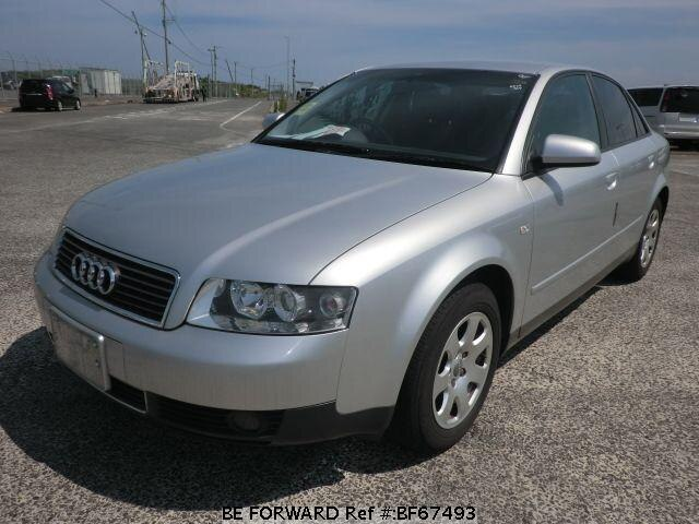 Used 2002 AUDI A4 BF67493 for Sale