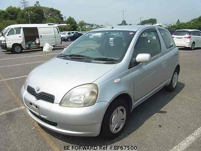 Used 2001 TOYOTA VITZ BF67500 for Sale