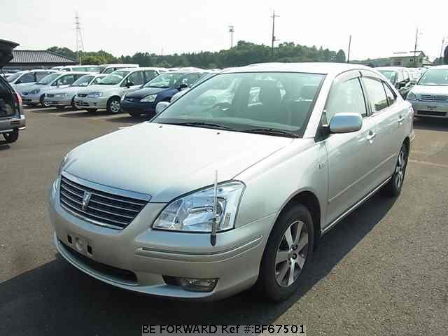 Used 2003 TOYOTA PREMIO BF67501 for Sale