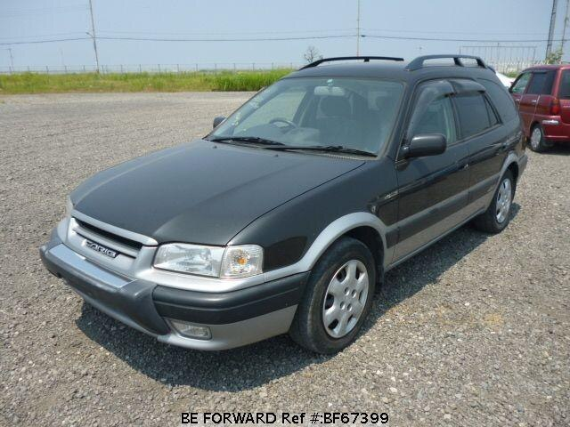 Used 1997 TOYOTA SPRINTER CARIB BF67399 for Sale